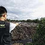 Le rotte globali, e italiane, dei rifiuti in plastica