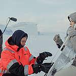 Greenpeace, nell'Artico concerto con strumenti di ghiaccio per supportare la creazione di santuari oceanici
