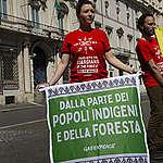Nuova indagine di Greenpeace svela come arriva in Europa soia che minaccia foreste e diritti umani in Brasile