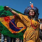 Amazzonia, delegazione di leader indigeni in Italia