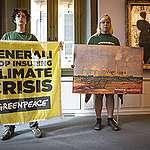 Cambiamenti climatici: l'impressionismo sponsored by Generali