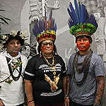 Greenpeace accanto ai Popoli Indigeni del Brasile, guardiani delle Foreste