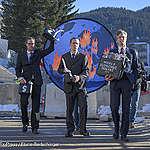 Impegno per il clima a Davos? Una farsa!