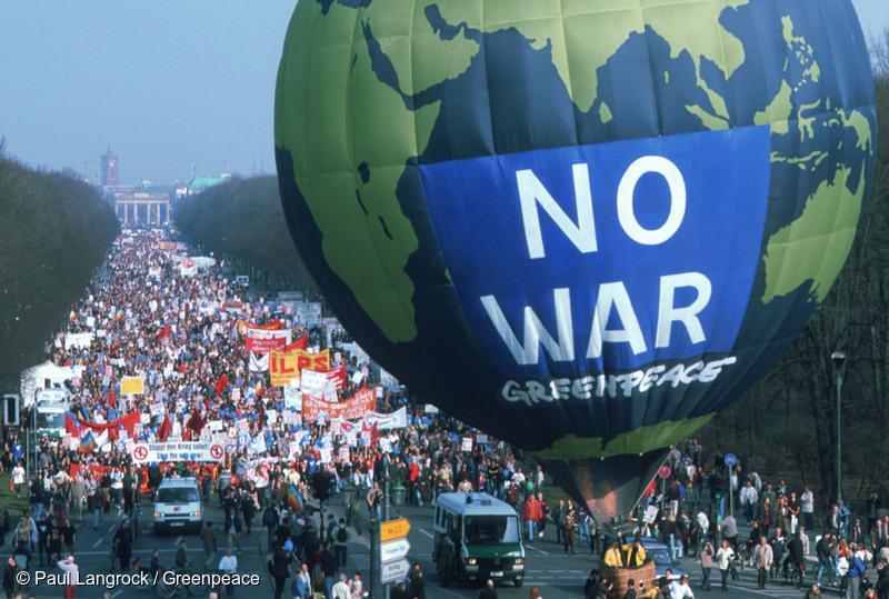 核兵器をなくしてもっと安全な世界を