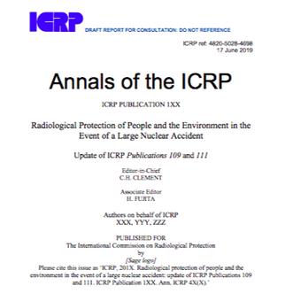 ICRP勧告案