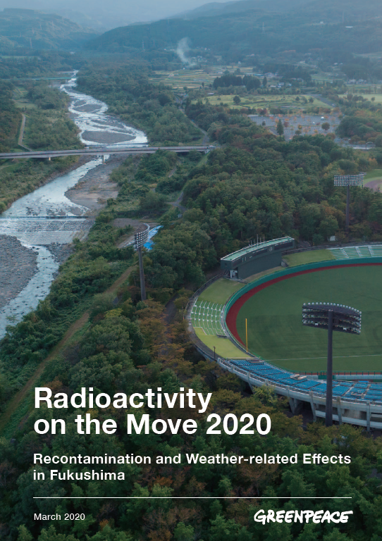 Radioactivity on the Move 2020  Recontamination and Weather-related Effects in Fukushima