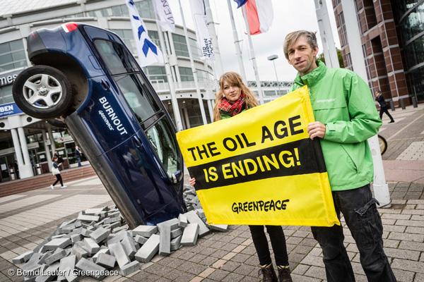 환경운동가들만 '석유 시대의 종말'(End of Oil Age)을 이야기하는 것이 아니다