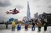 레고시민의 북극 보호 시위, 영국