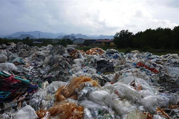 말레이시아쓰레기1
