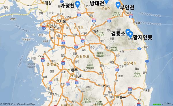 7월, 그린피스 서울사무소 활동가들은 국내 5곳의 지역으로 PFC 검출 여부 조사를 위해 탐사를 떠났습니다.