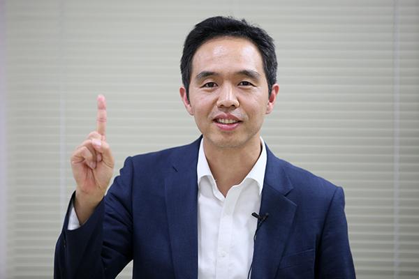 태양광 투자로 기후변화를 막고 있는 김지석님
