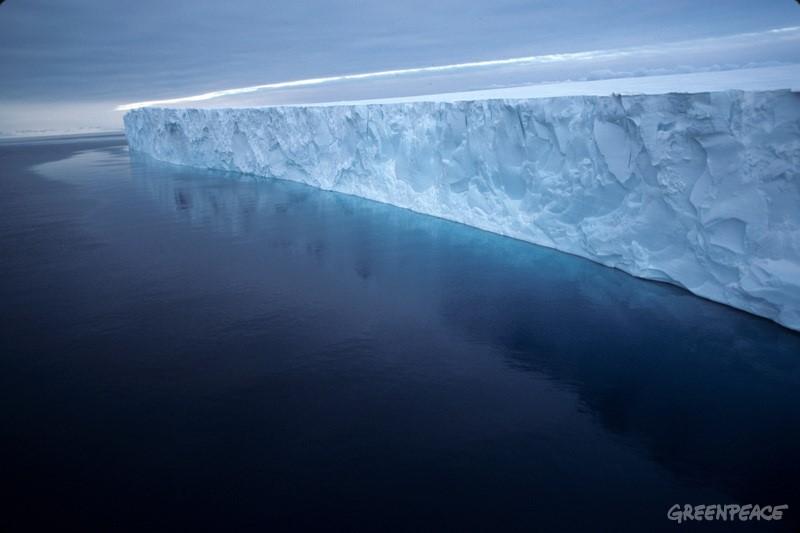 남극해 빙상
