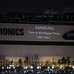 Doing Bigger Things - The road to 100% renewable energy for Samsung Electronics