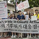 """그린피스 """"청소년기후행동의 헌법소원을 적극 지지한다"""""""