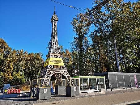 #ParisInKichberg