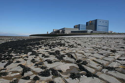 Hinkley Point B Power Station. © Kate Davison