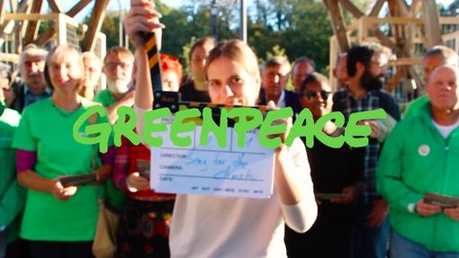 Capture d'écran Vidéo Sing for the Climate politiciens