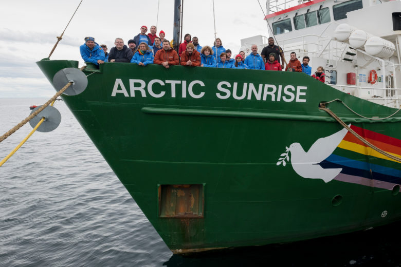 © Christian Åslund / Greenpeace
