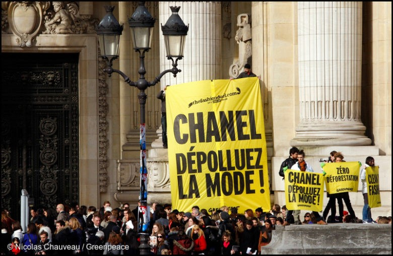 © Nicolas Chauveau / Greenpeace