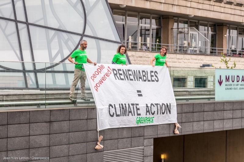 Action à Luxembourg pour les énergies renouvelables
