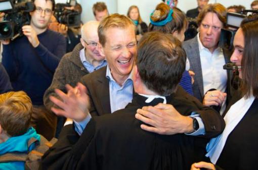 Urgenda Climate litigation Victory
