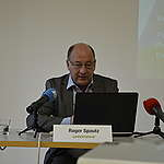 Conférence de presse Nucléaire, Roger Spautz