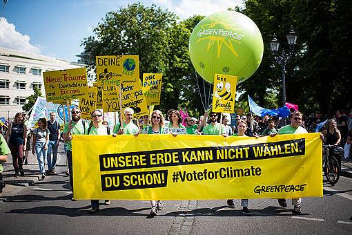 Ein Europa fuer Alle Demonstration Berlin