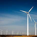 Wind Farm in China