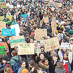 Luxembourg Climate Strike