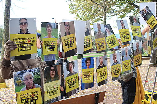 Renata Sadias / Greenpeace Luxembourg
