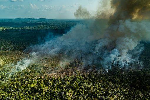 © Fábio Nascimento / Greenpeace