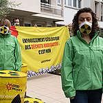 6 raisons de voter CONTRE le projet d'enfouissement des déchets radioactifs belges à la frontière Luxembourgeoise