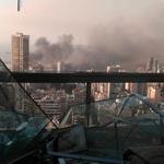 « Je voulais que ça ne soit qu'un cauchemar » – Julien Jreissati sur les explosions au port de Beyrouth au Liban