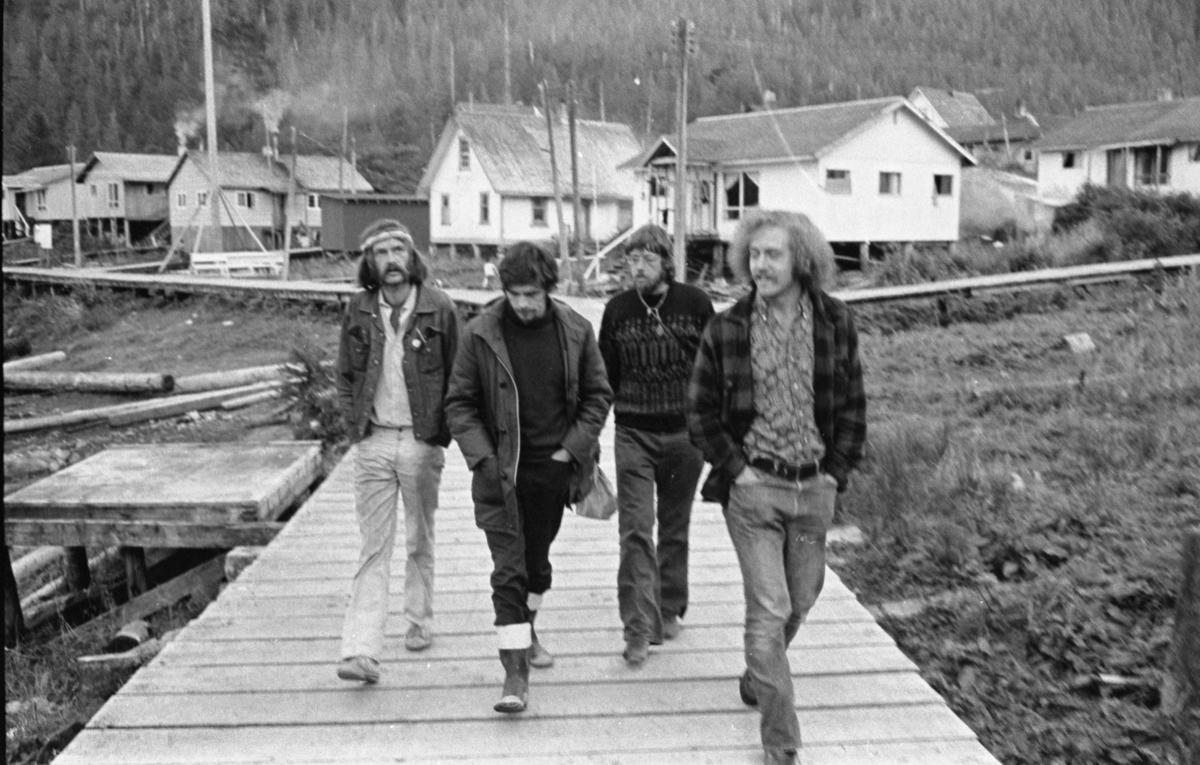 AMCHITKA  1971. © Greenpeace / Robert Keziere