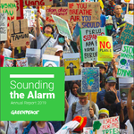 2019 Annual Report: Sounding the Alarm