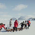 شمال الكرة الأرضية دعماً لمحميات المحيطات