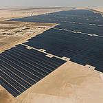 غرينبيس ترحب بإفتتاح أكبر محطة طاقة شمسية في العالم في أبوظبي