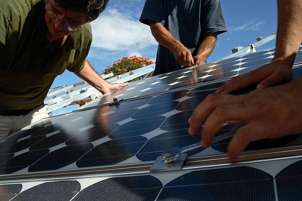 Urge Transición energética con foco en renovables y respeto a derechos humanos en México.