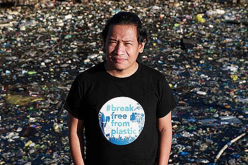 Froilan Grate in Navotas, Manila. © Rouelle Umali