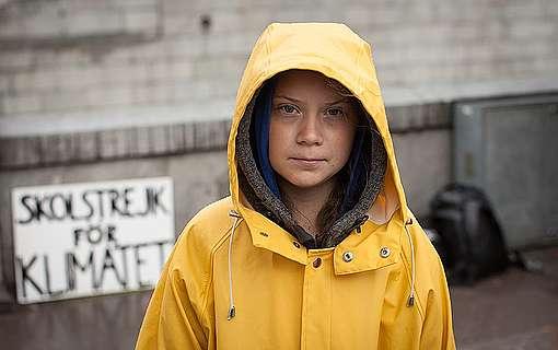 Greta Thunberg y las huelgas estudiantiles