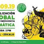 Fridays for future te invita a exigir al Gobierno de la República Mexicana declarar emergencia climática nacional