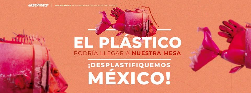El plástico podría llegar a nuestra mesa