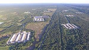 Granjas porcícolas en Yucatán. Greenpeace / Tania Garnica