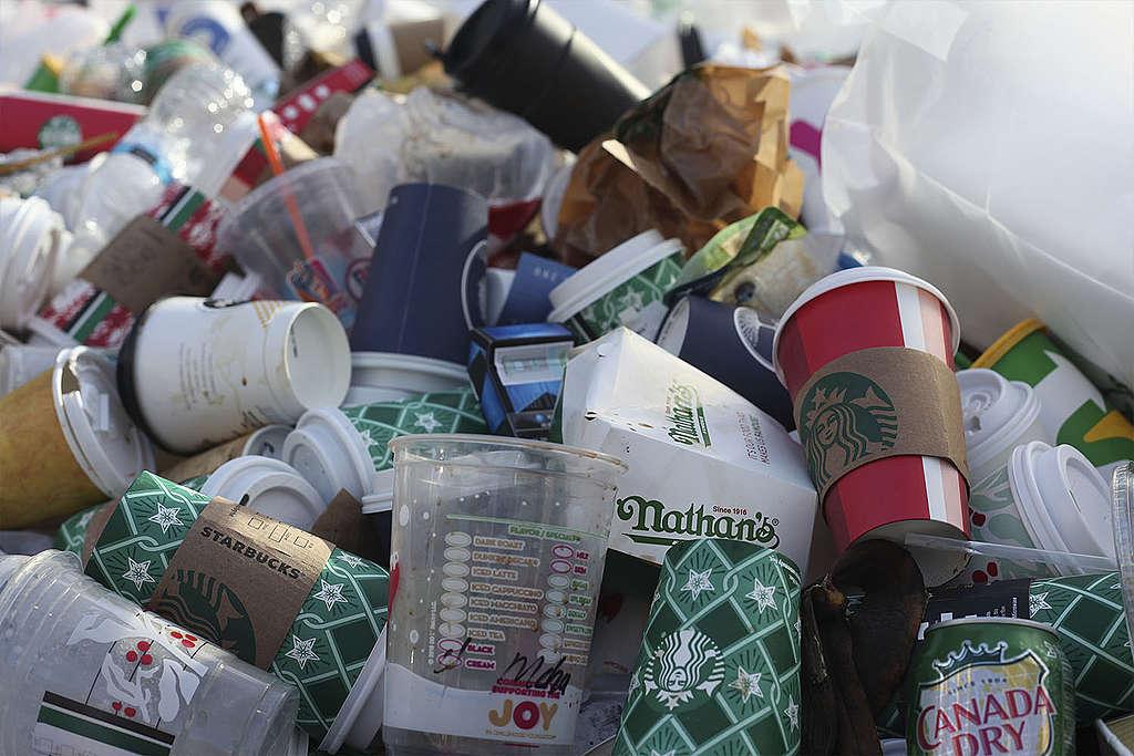 El consumismo afecta al medio ambiente