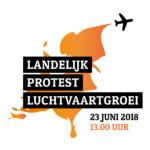 Landelijk protest luchtvaartgroei: doe mee!
