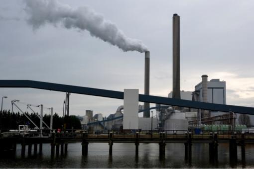 Hemweg kolencentrale in Amsterdam