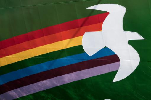 Rainbow Warrior in Baltimore