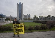Protest in Rusland
