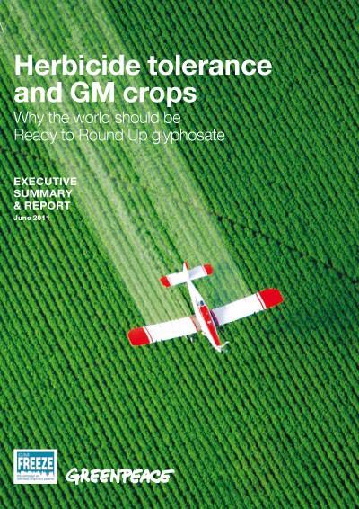 Rapport herbiciden tolerantie en gentechgewassen