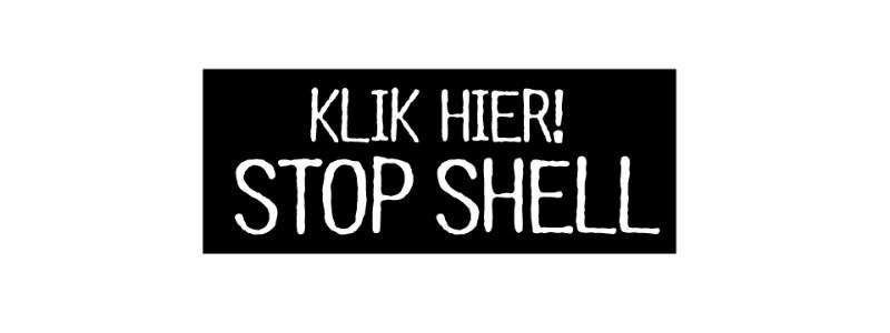Stop Shell, bescherm de Noordpool